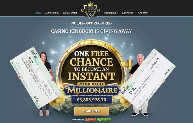 Casino Kingdom Preview