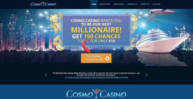 Cosmo Casino Preview