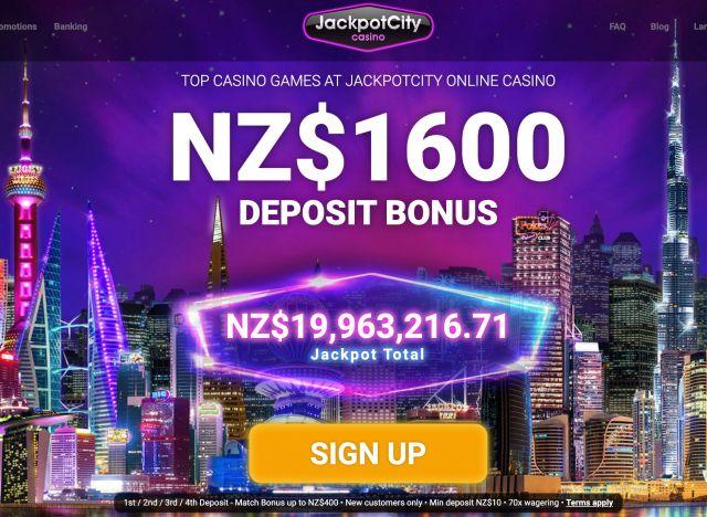 Jackpot City Casino Preview