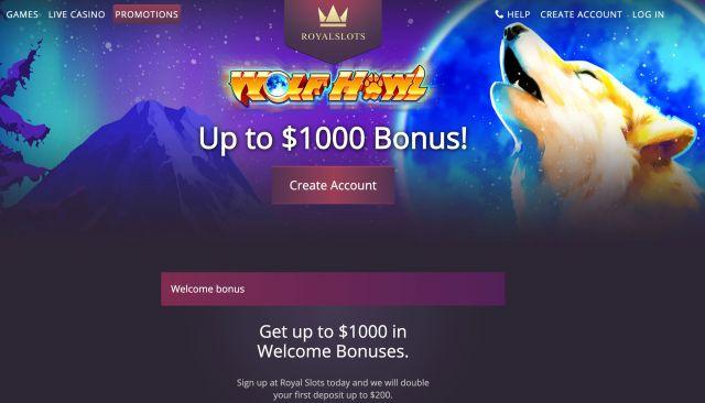 Royal Slots Casino Preview