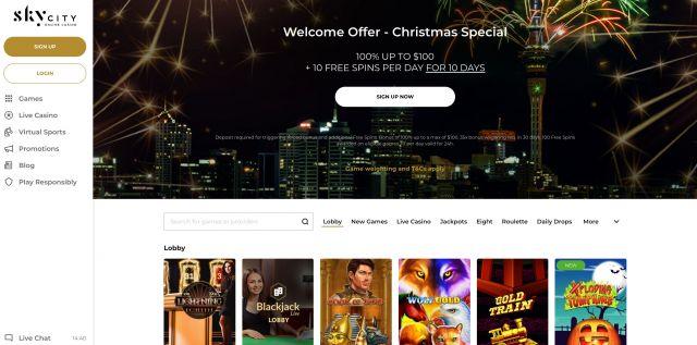SkyCity Casino Preview