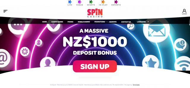 Spin Casino Preview