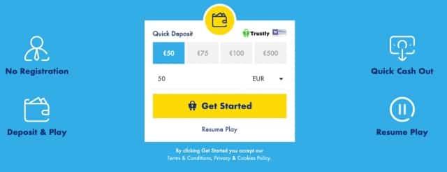 GoSlotty - Fastest Payout Casino