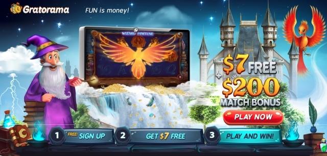 Gratorama casino preview