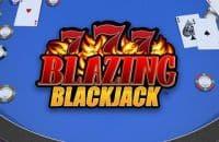 Blazing 777 Blackjack