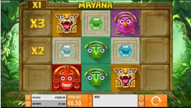 Mayana Pokie