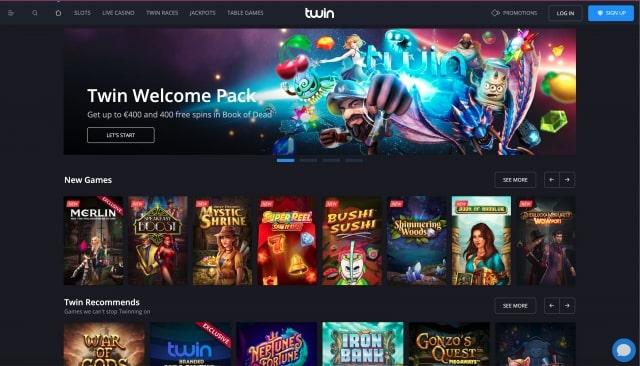 Twin Casino Preview