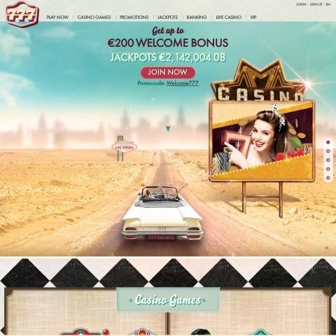 777 Casino Preview